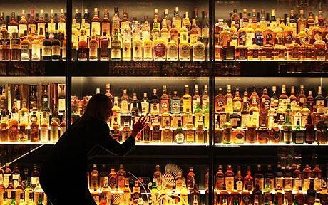 Como elegir y catar un buen Whisky?