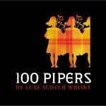 100 Pipers - Deluxe Scotch Whisky