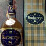 Edicion tradicional del whisky Burrberrys