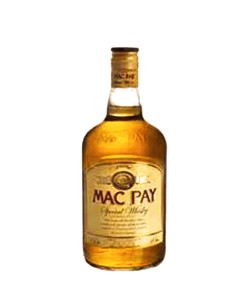 Whisky uruguayo Mac Pay