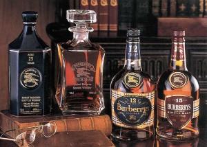 Whisky Burberrys