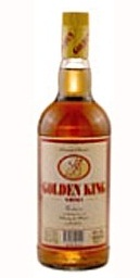 Whisky Golden King - edición de 1 litro