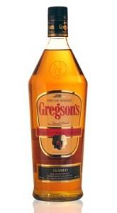 Whisky Gregson's - edición de 1Lt