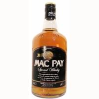 Whisky Mac Pay etiqueta negra