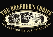 "Escudo del ""Whisky Criadores"" - The breeders choice"