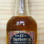 Petaca del whisky Burberrys