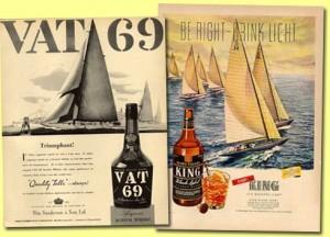 Aparentemente, en Escocia está permitido beber whisky y conducir un velero