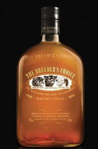 Botella de whisky Criadores, en su presentación de 1 litro.