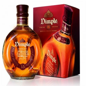 Whisky Dimple Pinch