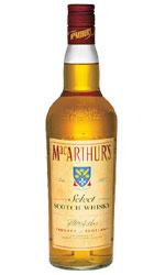 MacArthur´s es el resultado de la mezcla de selectas maltas y whiskies superiores.