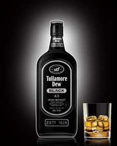 Tullamore Dew Black