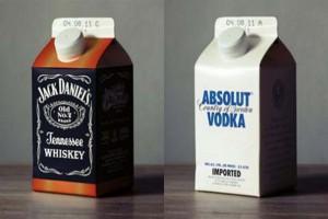 Jack Daniels y Absolut Vodka accedieron a distribuir sus productos en los nuevos diseños.