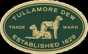 Logo del whiskey irlandés Tullamore Dew