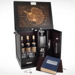 Edición especial Alfred Dunhill Antarctic Whisky Cabinet