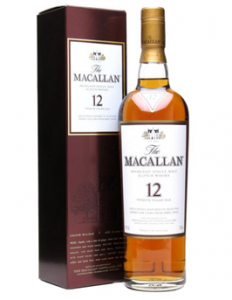 The Macallan 12 años