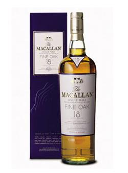 The Macallan 18 años
