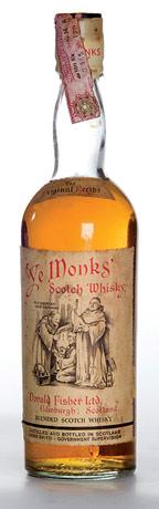 Whisky Ye Monk's