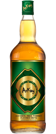 whisky arkay sin alcohol