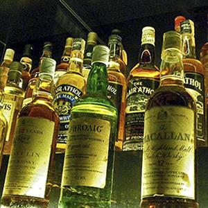 mitos sobre el whisky