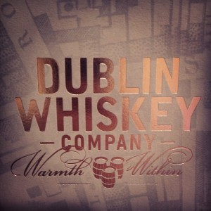 The Dublin Whiskey Company and its new distillery in Dublin