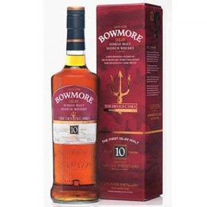 Bowmore and the new edition of Devil's Cask